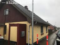 Velpasset pudset og malet villa